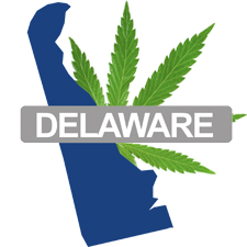 is weed legal in dover delaware