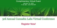 Mark Your Calendars: The Cannabis Labs Virtual ConferenceReturns